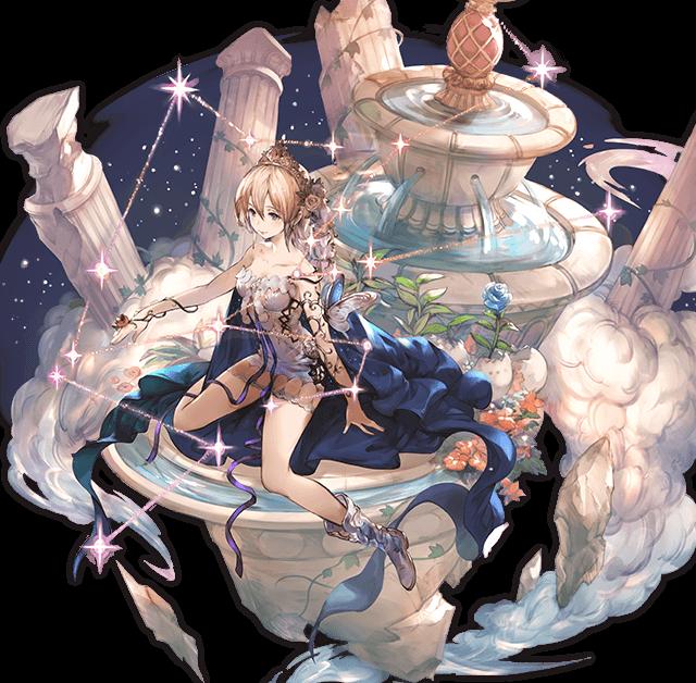 エウロペ(召喚石) ©Cygames, inc,
