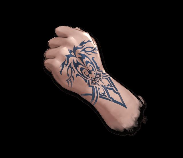 タトゥーナックル ©Cygames, inc,