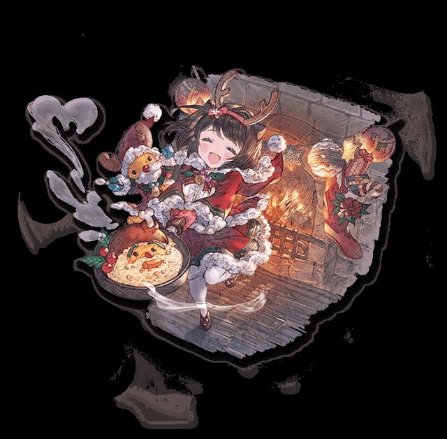 ヤイア(クリスマスバージョン) © Cygames, inc,